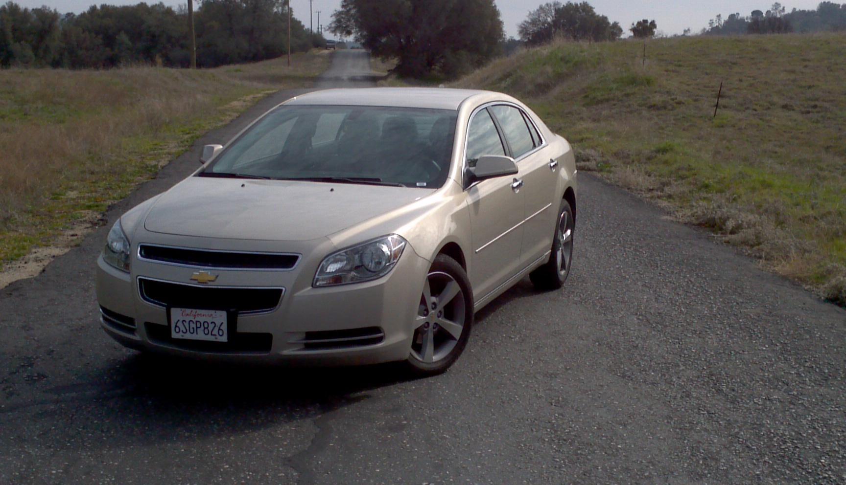 2012 Chevrolet Malibu- Finally, A Car That's Found Its ...