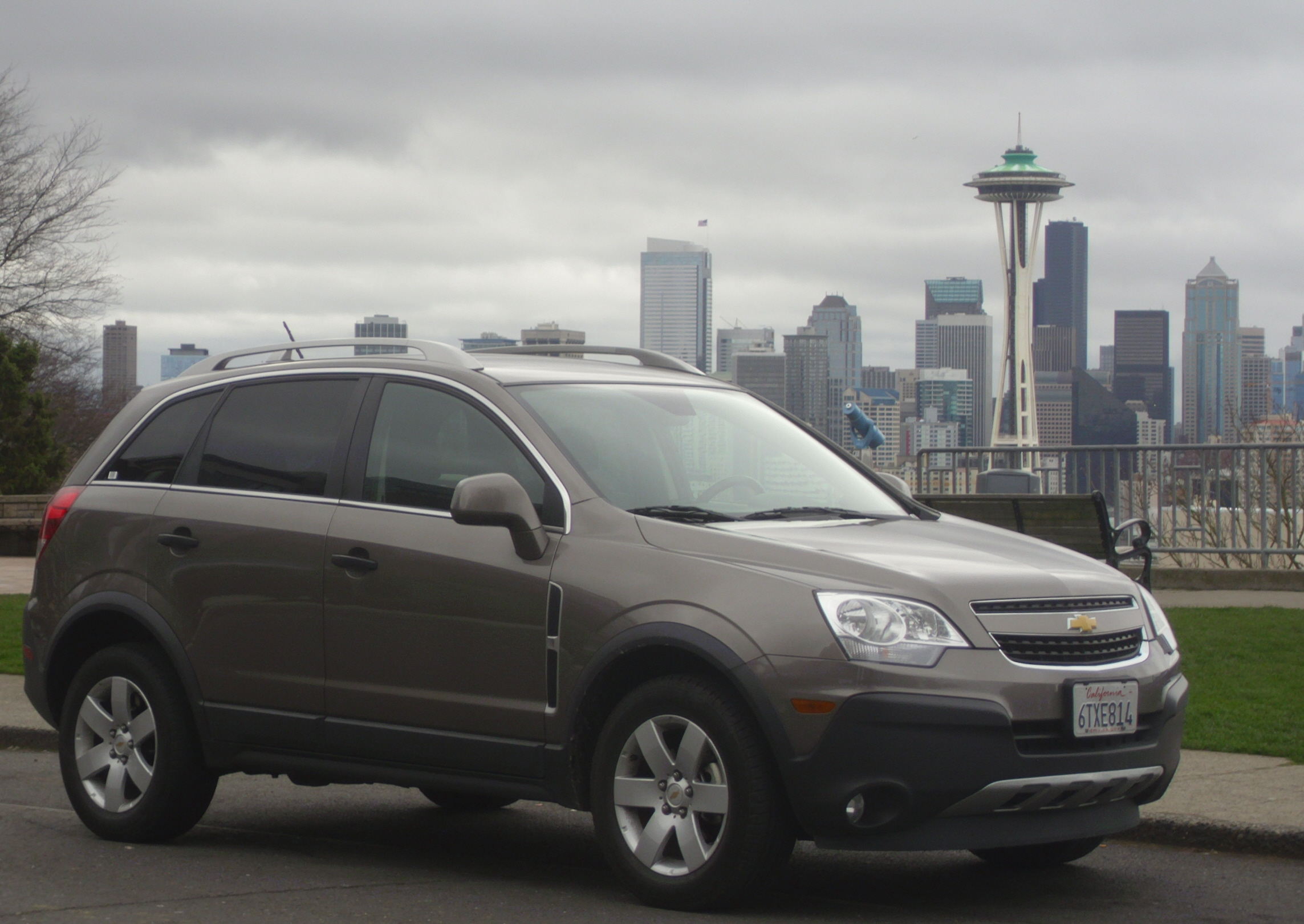 2012 Chevrolet Captiva Forbidden Lust Reviews On Those Rental Car Weekend Specials
