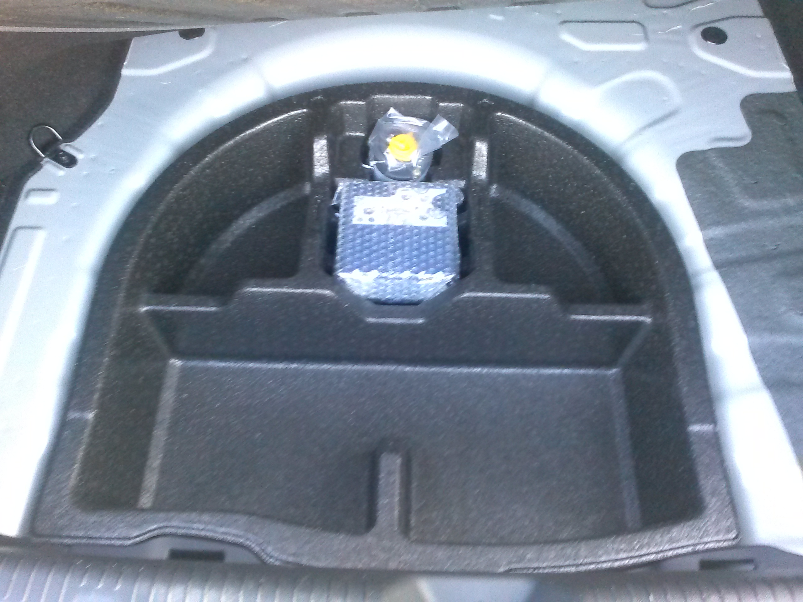 2013 Hyundai Elantra Spare Tire Kit Autos Gallery